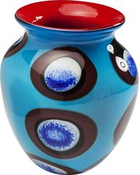 Vase Murrina - Blau - Kare Design